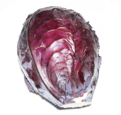 Picture of Cabbage - red