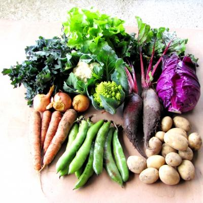 Picture of Medium Veg Box for 2-3 people