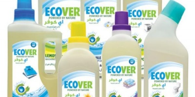 Vital Veg Ecover Cleaning local and organic