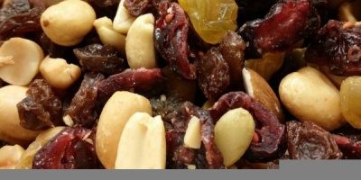 Vital Veg Seeds, Nuts & Dried Fruit local and organic