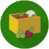 Growers choice, best value boxes of seasonal organic veg